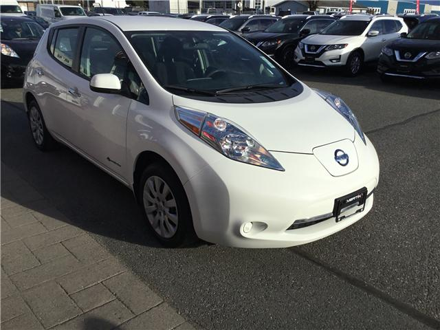 2017 Nissan LEAF S (Stk: N18-0159P) in Chilliwack - Image 7 of 17