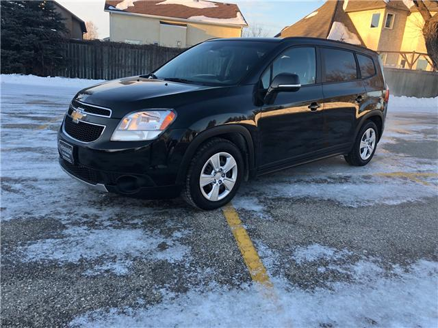 2014 Chevrolet Orlando 1LT (Stk: 9813.0) in Winnipeg - Image 3 of 34