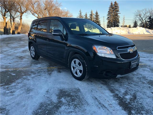 2014 Chevrolet Orlando 1LT (Stk: 9813.0) in Winnipeg - Image 1 of 34