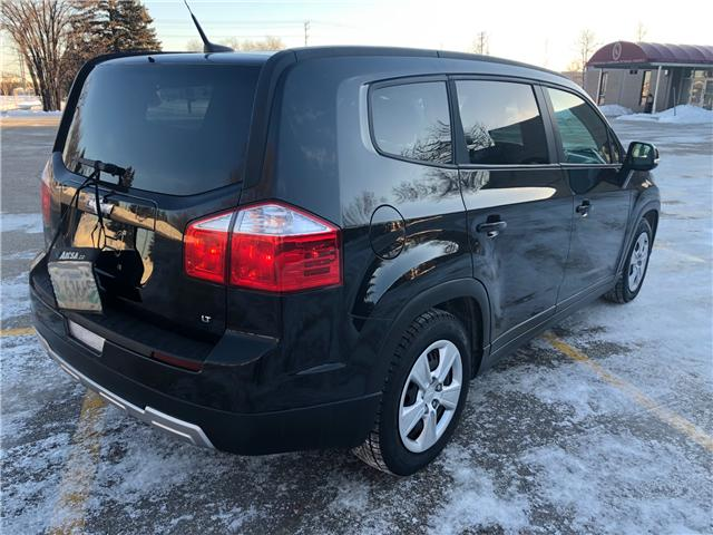 2014 Chevrolet Orlando 1LT (Stk: 9813.0) in Winnipeg - Image 8 of 34