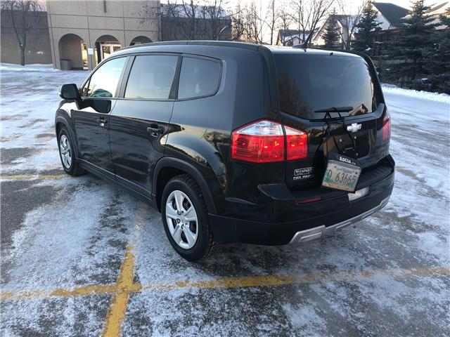 2014 Chevrolet Orlando 1LT (Stk: 9813.0) in Winnipeg - Image 25 of 34
