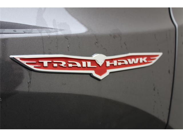 2018 Jeep Renegade Trailhawk (Stk: PJ15386) in Courtenay - Image 23 of 30