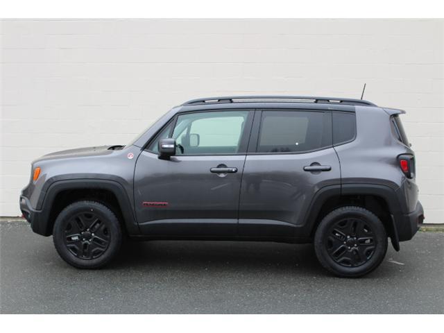2018 Jeep Renegade Trailhawk (Stk: PJ15386) in Courtenay - Image 28 of 30