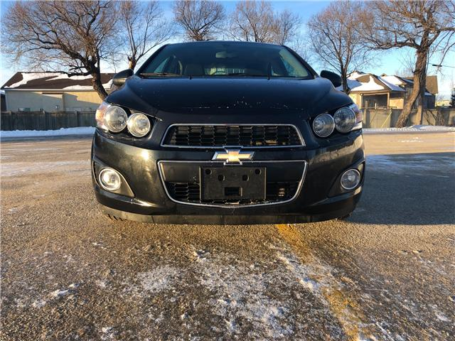 2014 Chevrolet Sonic LT Auto (Stk: ) in Winnipeg - Image 2 of 29