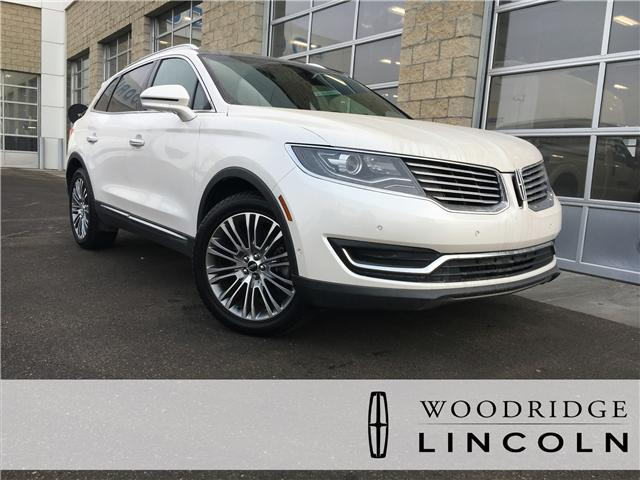 2016 Lincoln MKX Reserve (Stk: 17086) in Calgary - Image 1 of 20