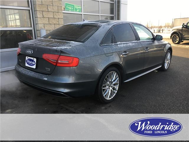 2015 Audi A4 2.0T Komfort plus (Stk: J-2822B) in Calgary - Image 3 of 20