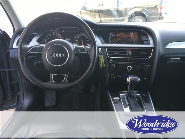 2015 Audi A4 2.0T Komfort plus (Stk: J-2822B) in Calgary - Image 10 of 20
