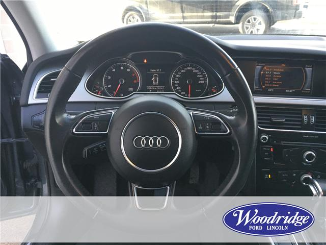 2015 Audi A4 2.0T Komfort plus (Stk: J-2822B) in Calgary - Image 14 of 20