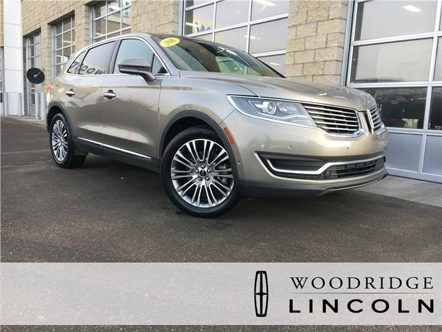 2016 Lincoln MKX Reserve (Stk: K-234A) in Calgary - Image 1 of 20
