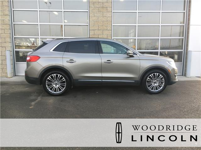 2016 Lincoln MKX Reserve (Stk: K-234A) in Calgary - Image 2 of 20