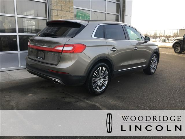 2016 Lincoln MKX Reserve (Stk: K-234A) in Calgary - Image 3 of 20