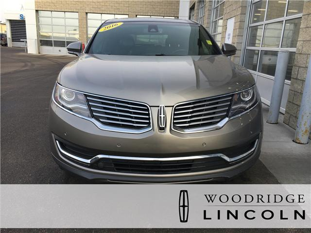 2016 Lincoln MKX Reserve (Stk: K-234A) in Calgary - Image 4 of 20