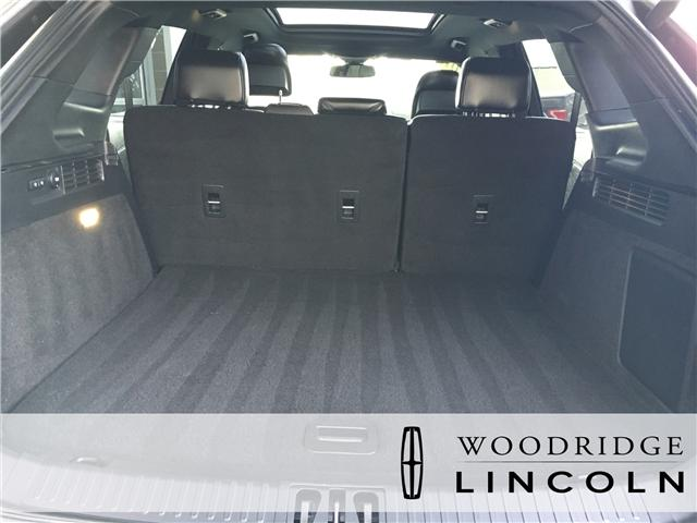 2016 Lincoln MKX Reserve (Stk: K-234A) in Calgary - Image 7 of 20