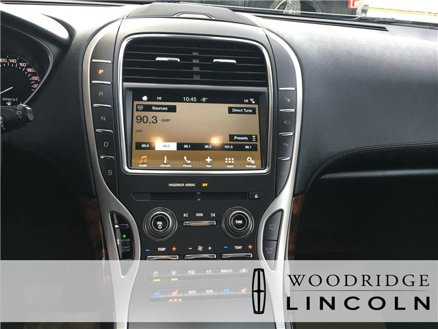 2016 Lincoln MKX Reserve (Stk: K-234A) in Calgary - Image 12 of 20