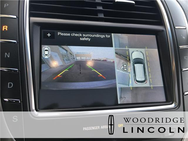 2016 Lincoln MKX Reserve (Stk: K-234A) in Calgary - Image 13 of 20