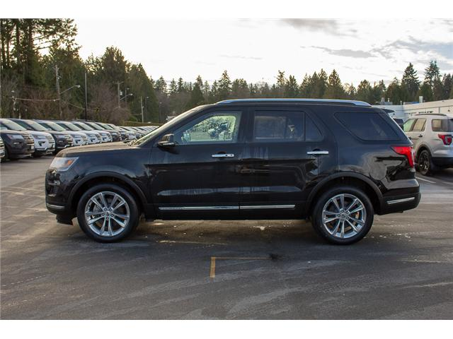 2018 Ford Explorer Limited (Stk: P0177) in Surrey - Image 4 of 28