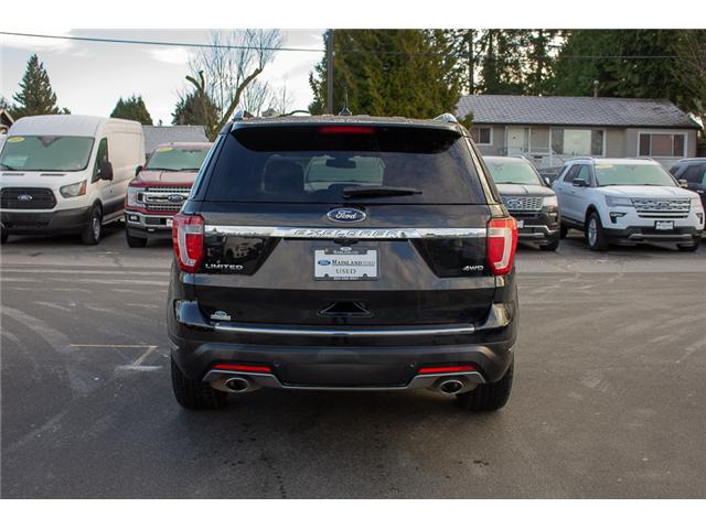 2018 Ford Explorer Limited (Stk: P0177) in Surrey - Image 6 of 28