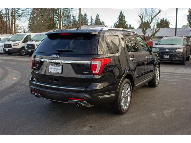 2018 Ford Explorer Limited (Stk: P0177) in Surrey - Image 7 of 28