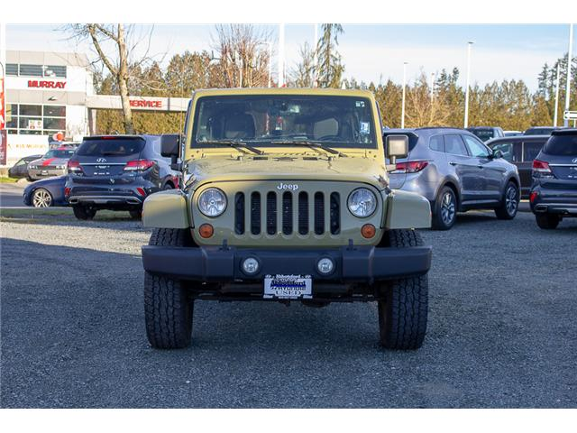 2013 Jeep Wrangler Unlimited Sahara (Stk: JE706389A) in Abbotsford - Image 2 of 25