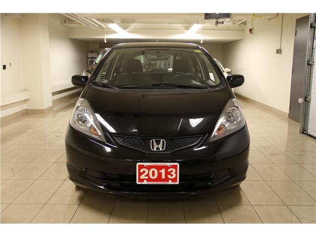 2013 Honda Fit LX (Stk: F19289A) in Toronto - Image 8 of 30