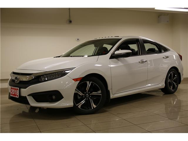 2018 Honda Civic Touring (Stk: HP3132) in Toronto - Image 1 of 28