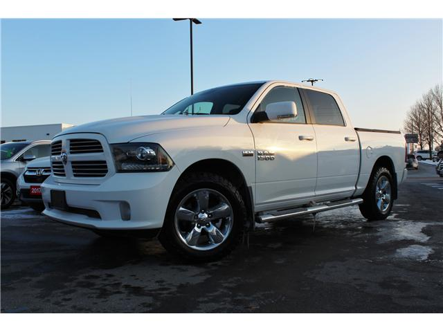2014 RAM 1500 Sport (Stk: H25568A) in London - Image 1 of 12