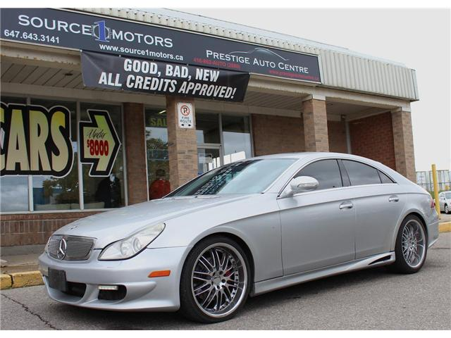 2006 Mercedes-Benz CLS-Class Base (Stk: 016468) in Brampton - Image 1 of 12