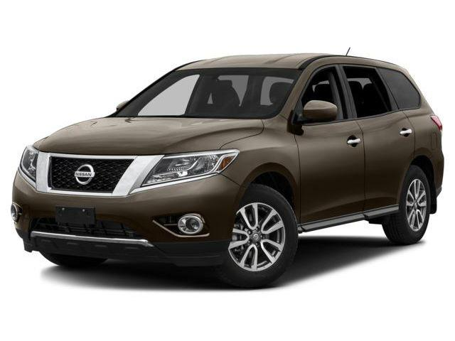 2016 Nissan Pathfinder Platinum (Stk: 19067A) in Barrie - Image 1 of 1