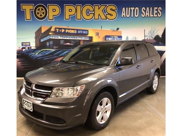 2015 Dodge Journey CVP/SE Plus (Stk: 542629) in NORTH BAY - Image 1 of 27