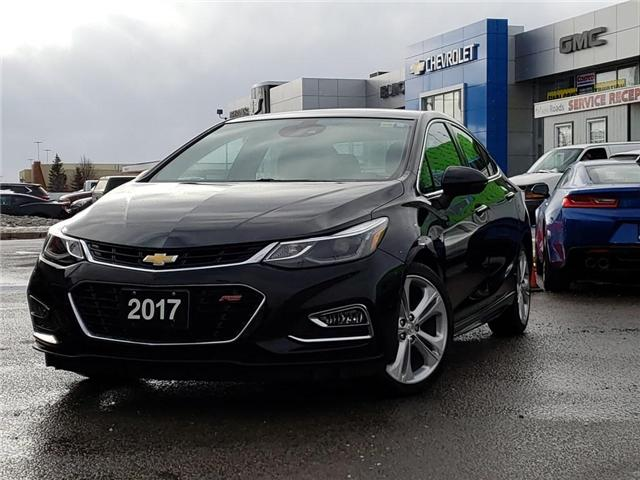 2017 Chevrolet Cruze Premier Auto (Stk: 6111044A) in Newmarket - Image 1 of 22
