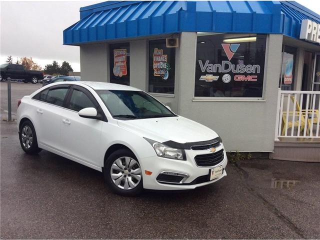 2015 Chevrolet Cruze LT 1LT (Stk: B7215A) in Ajax - Image 1 of 21