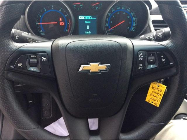 2015 Chevrolet Cruze LT 1LT (Stk: B7215A) in Ajax - Image 3 of 21