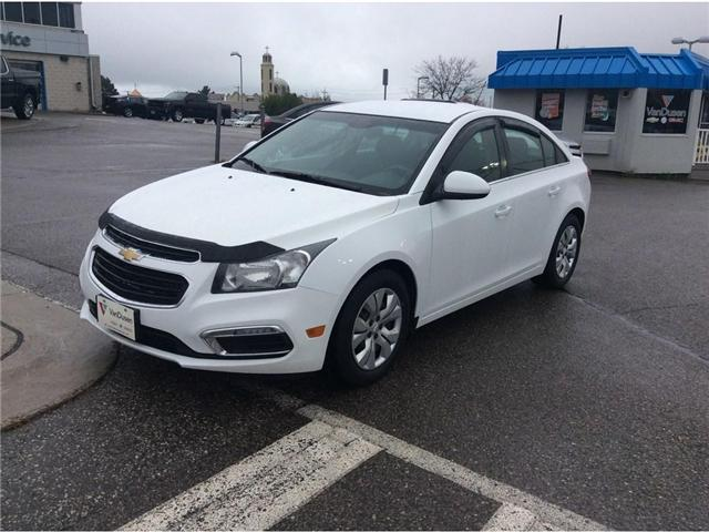2015 Chevrolet Cruze LT 1LT (Stk: B7215A) in Ajax - Image 13 of 21