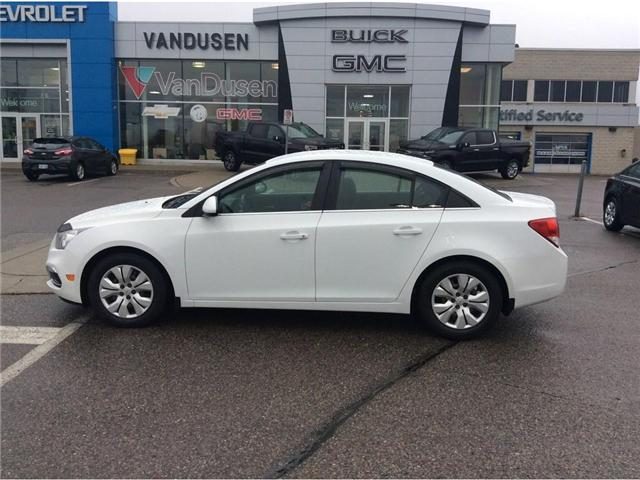 2015 Chevrolet Cruze LT 1LT (Stk: B7215A) in Ajax - Image 14 of 21