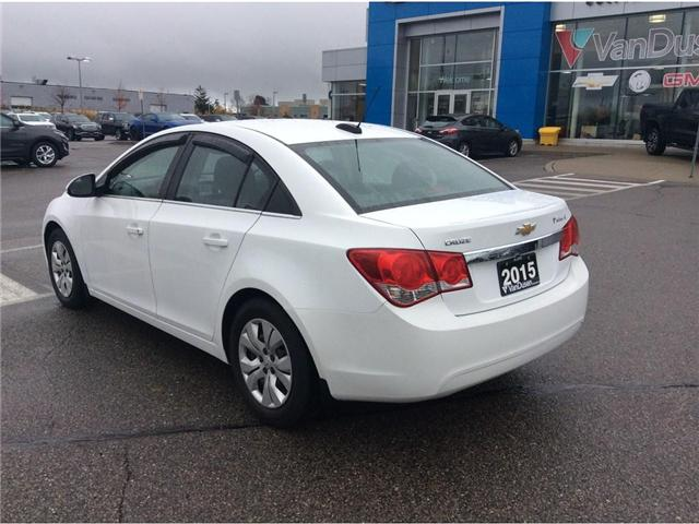 2015 Chevrolet Cruze LT 1LT (Stk: B7215A) in Ajax - Image 15 of 21