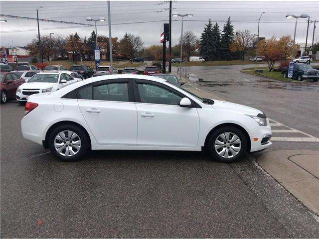 2015 Chevrolet Cruze LT 1LT (Stk: B7215A) in Ajax - Image 18 of 21