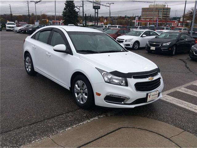 2015 Chevrolet Cruze LT 1LT (Stk: B7215A) in Ajax - Image 19 of 21