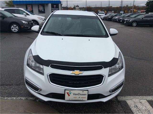2015 Chevrolet Cruze LT 1LT (Stk: B7215A) in Ajax - Image 20 of 21