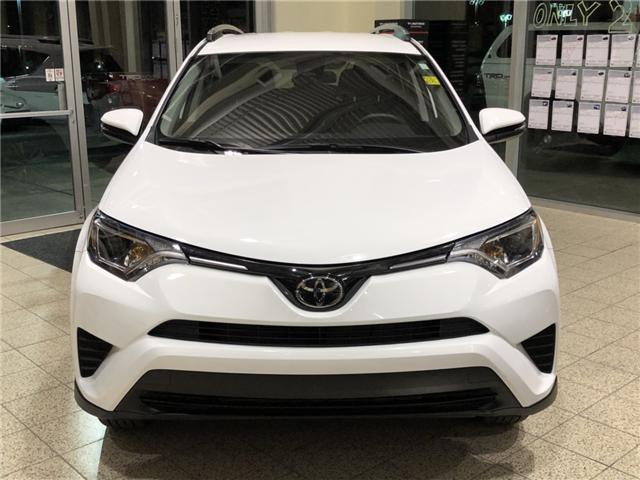 2018 Toyota RAV4 LE (Stk: 180302) in Cochrane - Image 2 of 17