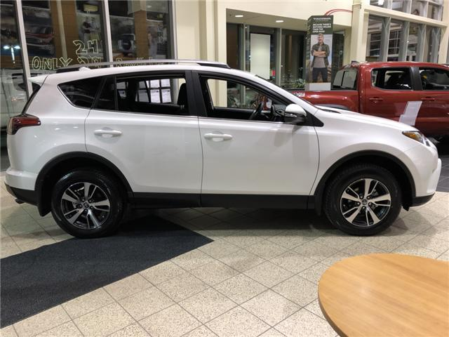 2018 Toyota RAV4 LE (Stk: 180302) in Cochrane - Image 4 of 17