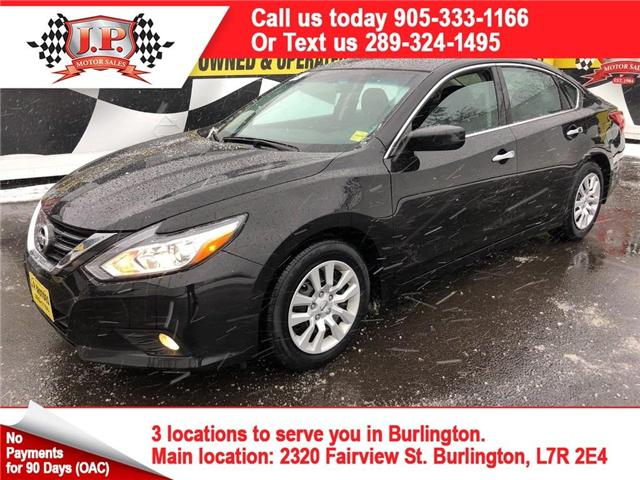 2017 Nissan Altima 2.5 (Stk: 45791r) in Burlington - Image 1 of 22