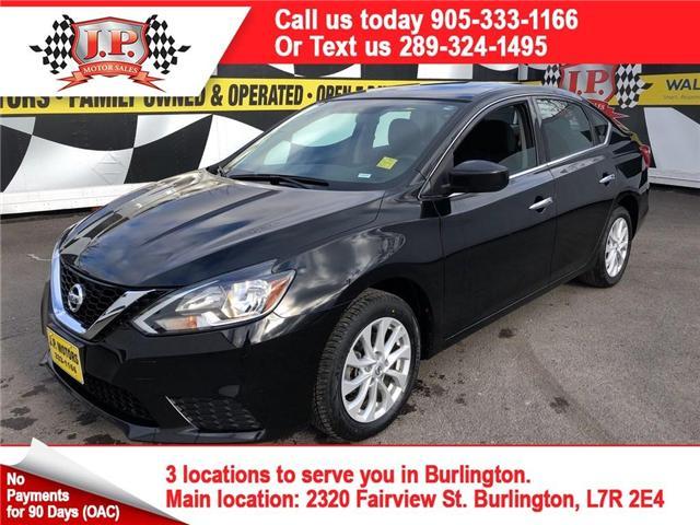 2017 Nissan Sentra  (Stk: 46082r) in Burlington - Image 1 of 24