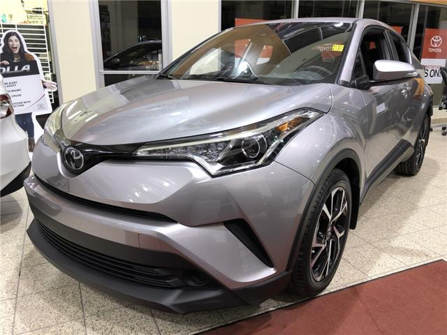 2019 Toyota C-HR XLE Premium Package (Stk: 190074) in Cochrane - Image 1 of 13