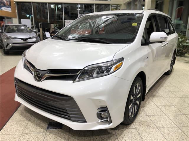 2018 Toyota Sienna XLE 7-Passenger (Stk: 180247) in Cochrane - Image 1 of 21