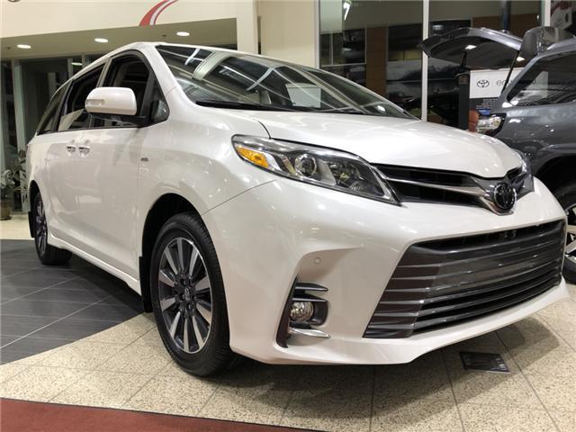 2018 Toyota Sienna XLE 7-Passenger (Stk: 180247) in Cochrane - Image 2 of 21
