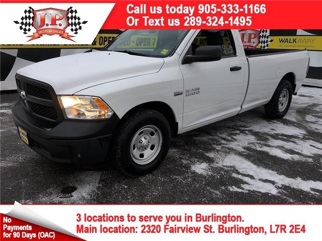 2014 RAM 1500 ST (Stk: 46142) in Burlington - Image 1 of 23