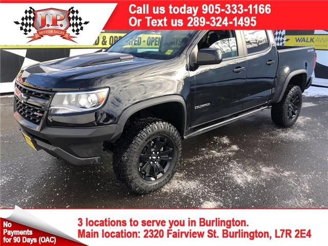 2018 Chevrolet Colorado ZR2 (Stk: 45976A) in Burlington - Image 1 of 26