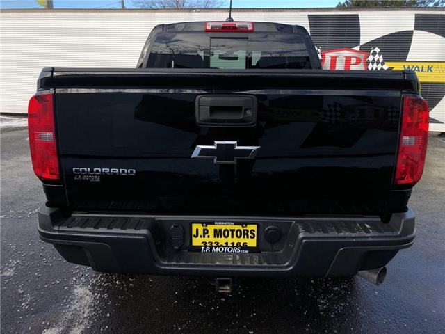 2018 Chevrolet Colorado ZR2 (Stk: 45976A) in Burlington - Image 7 of 26