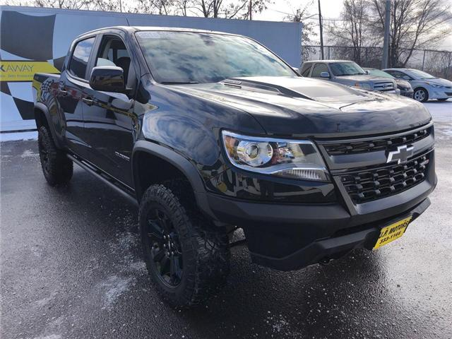2018 Chevrolet Colorado ZR2 (Stk: 45976A) in Burlington - Image 9 of 26