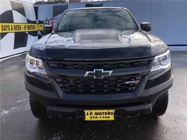 2018 Chevrolet Colorado ZR2 (Stk: 45976A) in Burlington - Image 10 of 26